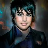 Adam Lambert, My fan art